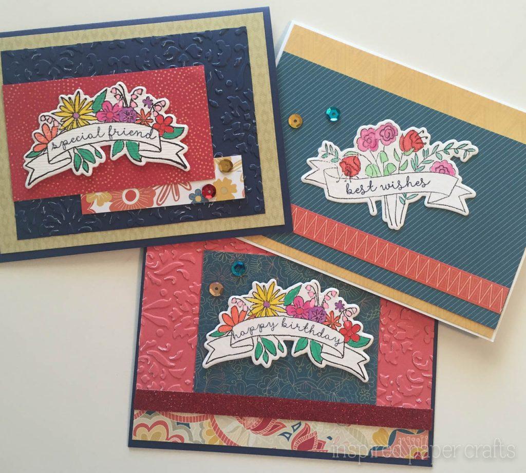 Cricut Flower Market Cartridge - Inspired Paper Crafts-4