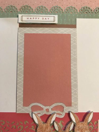 #CTMH Hello Lovely -Happy Spring Scrapbook Layout - Inspired Paper Crafts - Watermarked-9