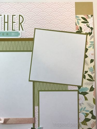 #CTMH Hello Lovely - Together Forever Scrapbook Layout - Inspired Paper Crafts - Watermarked-5