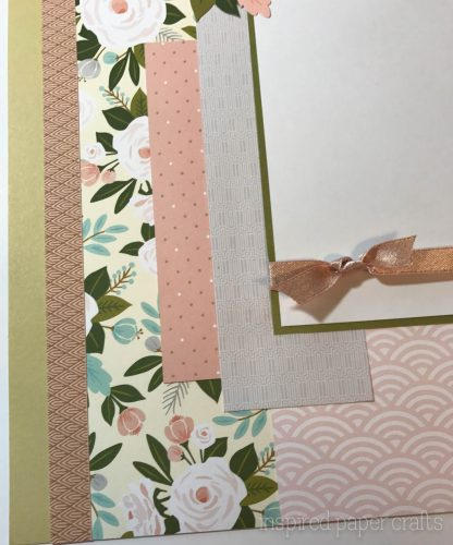 #CTMH Hello Lovely - Together Forever Scrapbook Layout - Inspired Paper Crafts - Watermarked-9