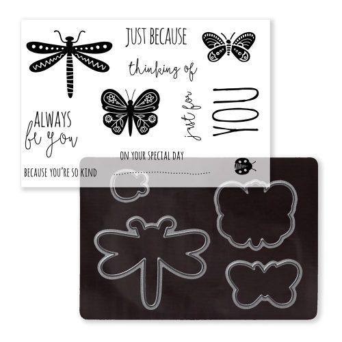 Dreamin' Big Cardmaking Thin Cuts Bundle (Z3303)