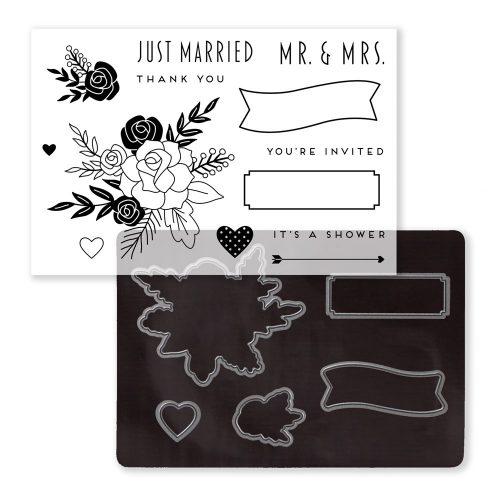 Hello Lovely Cardmaking Thin Cuts Bundle (Z3301)