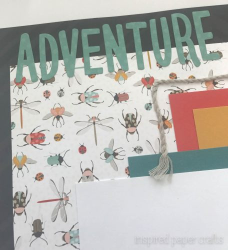 #CTMH Dreamin Big - Adventure Scrapbook Layout - Inspired Paper Crafts - Watermarked-3
