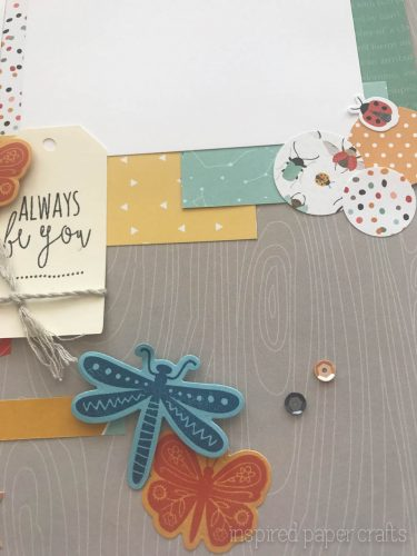 #CTMH Dreamin Big - Explore Scrapbook Layout - Inspired Paper Crafts - Watermarked-3