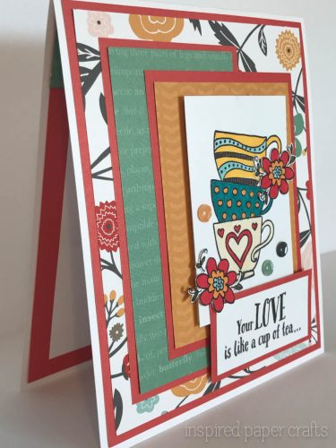 #CTMH Dreamin Big - Your Love Is Like a Cup Tea Card - Inspired Paper Crafts - Watermarked-2