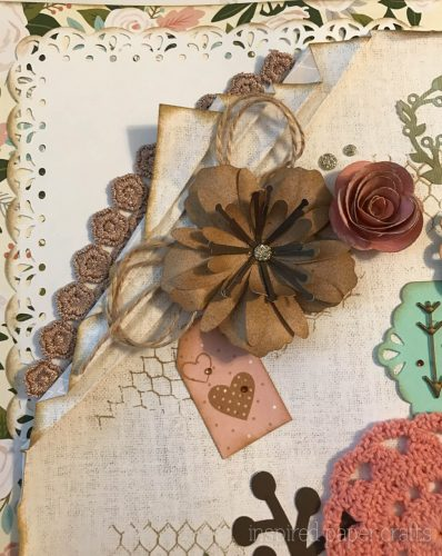 #CTMH Hello Lovely - Cherish - Heritage Scrapbook Layout - Inspired Paper Crafts - Watermarked-4