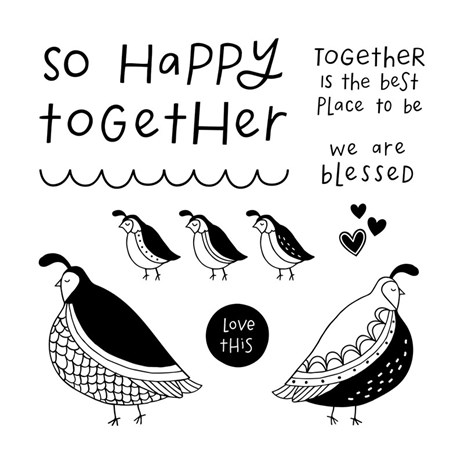 April 2017- Flock Together