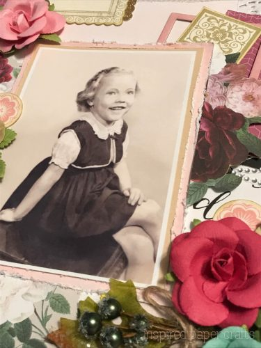 #CTMHLiveBeautifully - Because of you.... Scrapbook Layout Inspired Paper Crafts - Watermarked-9