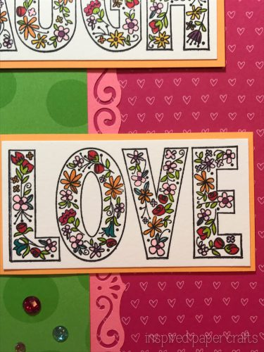 #CTMHAdventure - Live Laugh Love Scrapbook Layout - Inspired Paper Crafts - Watermarked-6