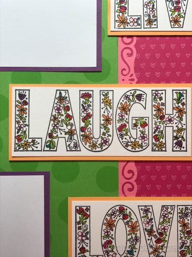 #CTMHAdventure - Live Laugh Love Scrapbook Layout - Inspired Paper Crafts - Watermarked-7
