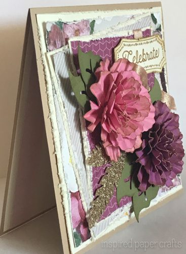 #CTMHLiveBeautifully - Celebrate Card- Inspired Paper Crafts - Watermarked-2