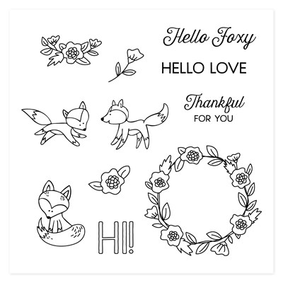 Hello Foxy - June SOTM