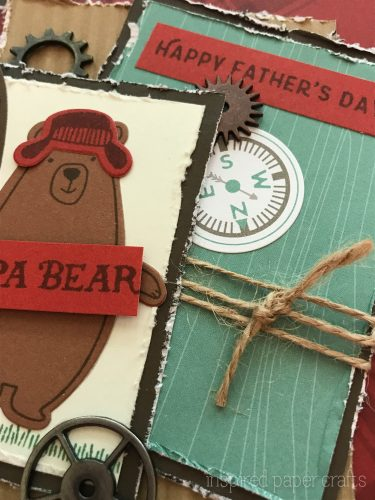 #CTMHJack - Happy Fathers Day Card - Inspired Paper Crafts - Watermarked-7