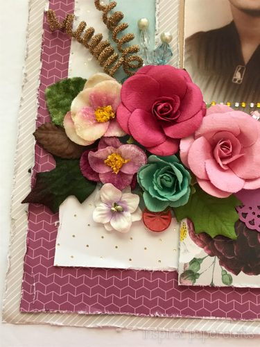 #CTMHLive Beautifully - Memories Scrapbook Layout Inspired Paper Crafts - Watermarked-6