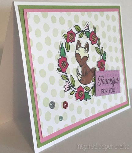 #CTMHStampofthemonth - Thankful For You Card Inspired Paper Crafts - Watermarked-2