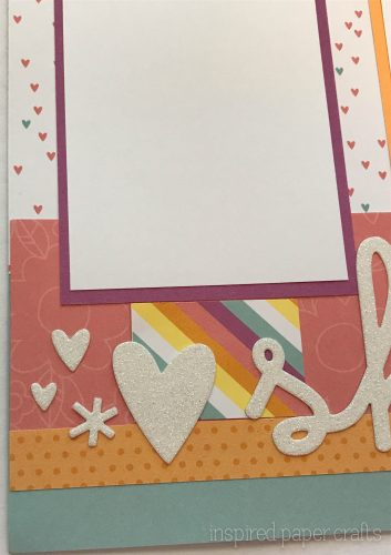 #CTMHlittledreamer - Shine Scrapbook Layout Inspired Paper Crafts - Watermarked-4