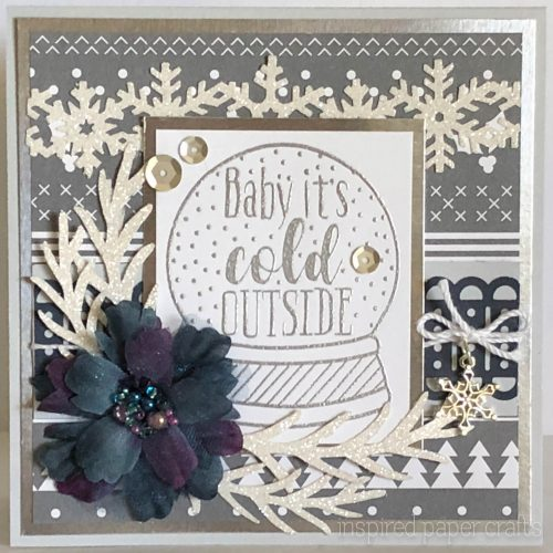 #CTMHChristmasTunes-Stamp of the Month -Inspired Paper Crafts - Watermarked