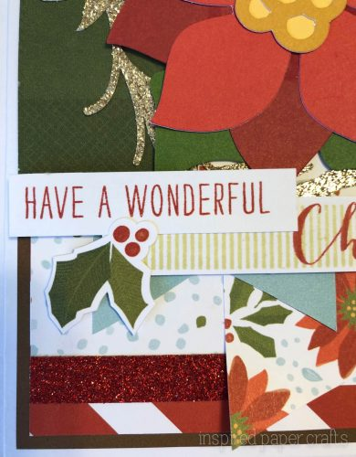 #CTMHBearyChristmas - Have A wonderful Christmas - Christmas Card -Inspired Paper Crafts - Watermarked-2