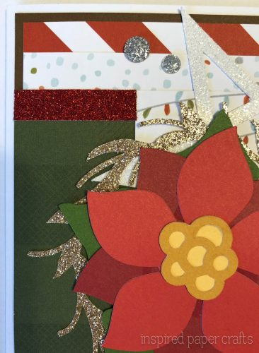 #CTMHBearyChristmas - Have A wonderful Christmas - Christmas Card -Inspired Paper Crafts - Watermarked