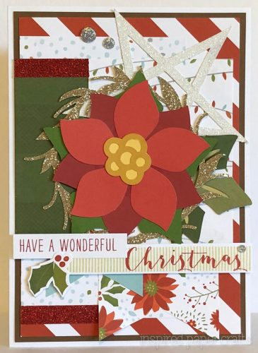 #CTMHBearyChristmas - Have A wonderful Christmas - Christmas Card -Inspired Paper Crafts - Watermarked-8