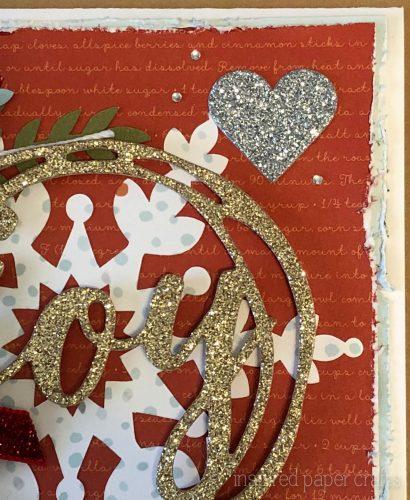 #CTMHBearyChristmas - JOY - Christmas Card -Inspired Paper Crafts - Watermarked-5
