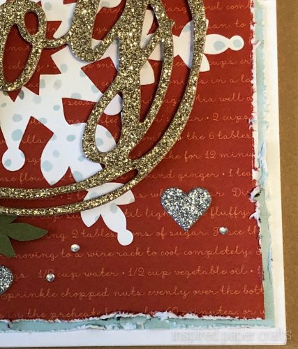 #CTMHBearyChristmas - JOY - Christmas Card -Inspired Paper Crafts - Watermarked-6