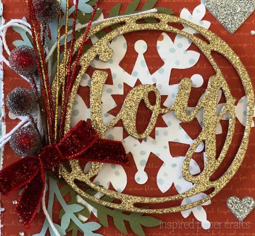 #CTMHBearyChristmas - JOY - Christmas Card -Inspired Paper Crafts - Watermarked-7