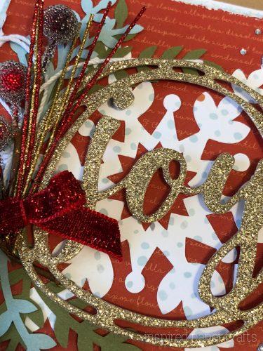 #CTMHBearyChristmas - JOY - Christmas Card -Inspired Paper Crafts - Watermarked-8
