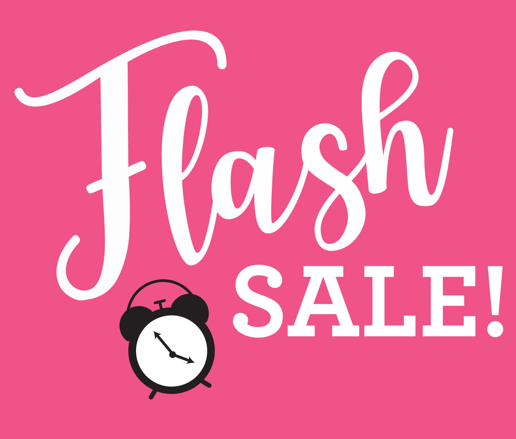 Flash Sale From Close To My Heart