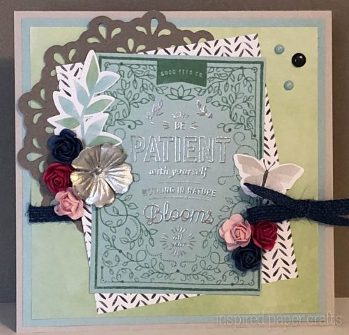 #CTMH Chelsea Gardens Collection -Inspired Paper Crafts - Watermarked