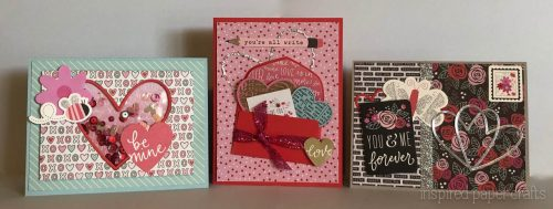 #Pebbles - Valentine Cards-Inspired Paper Crafts - Watermarked